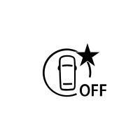 (Afhankelijk van de auto) Controlelampje ABS-storing of ABS niet beschikbaar