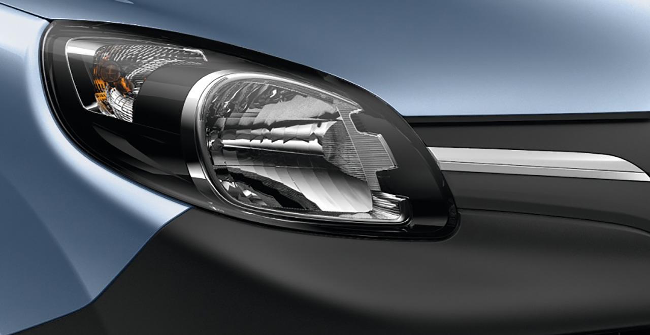 Zorg voor uw auto (koplampen)