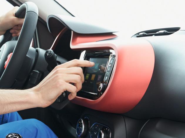 Laat de technologie in uw auto u helpen
