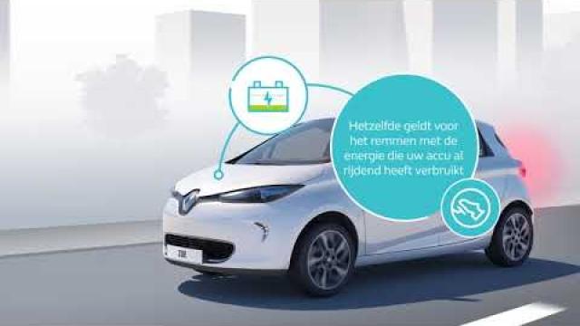 De 10 geboden  Voor het optimaliseren van uw elektrische Renault