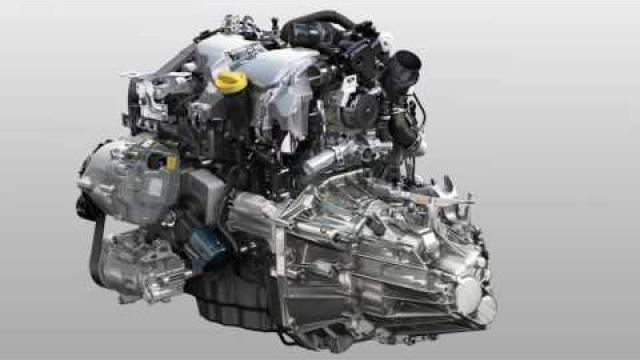 MOTOREN EN VERSNELLINGSBAKKEN : ENERGY DCI 110 HYBRID ASSIST-MOTOR