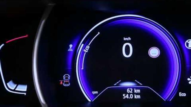 MOTOREN EN VERSNELLINGSBAKKEN : ECO-MODUS EN STOP&START-SYSTEEM