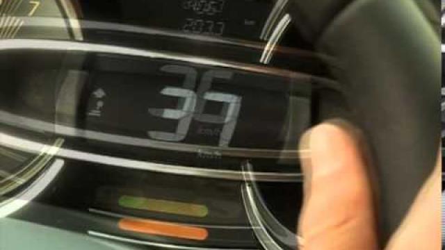 NIEUWE CLIO : Zuinig rijden