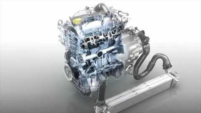 MOTOREN EN VERSNELLINGSBAKKEN : ENERGY TCE 115- EN 130-MOTOREN