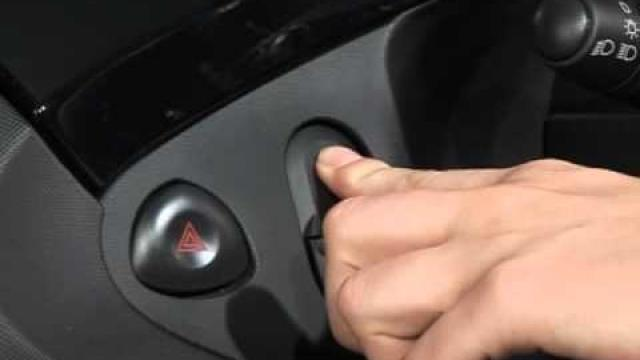 Twizy : De auto starten, ermee rijden en stilzetten