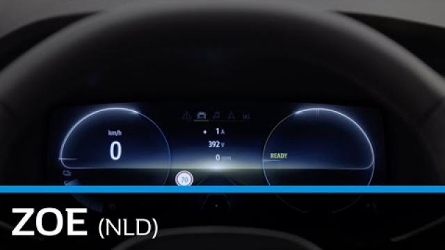 HET DIGITALE DASHBOARDDISPLAY AANPASSEN