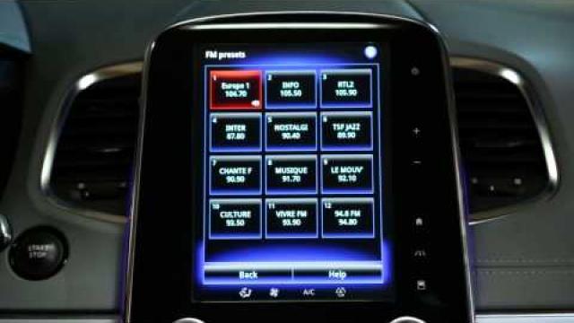 Spraakherkenning gebruiken om een radiostation te kiezen?