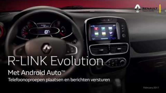 R-LINK EVOLUTION MET ANDROID AUTO - NLD