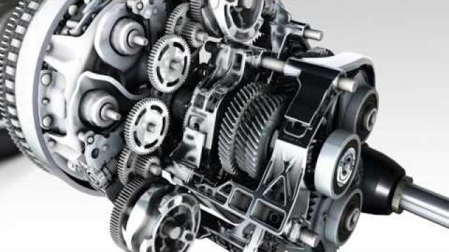 MOTOREN EN VERSNELLINGSBAKKEN : ENERGY DCI 95- EN 110-MOTOREN