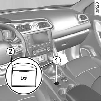 e guide renault com kadjar laat de technologie in uw auto u helpen automatische parkeerrem. Black Bedroom Furniture Sets. Home Design Ideas