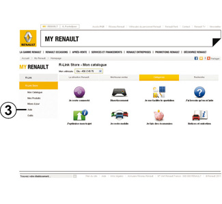e guide renault com r link2 apps r link store. Black Bedroom Furniture Sets. Home Design Ideas