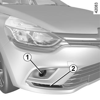 E Guide Renault Com Nieuwe Clio Zorg Voor Uw Auto Koplampen